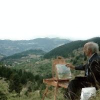 Η σειρά έργων «Κατοχή-Πείνα» του ζωγράφου Χ. Στέφου