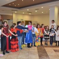 επιτυχημένη η ετήσια εκδήλωση του συλλόγου γονέων και κηδεμόνων του Δημοτικού σχολείου Λυγιά Ναυπάκτου