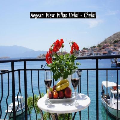 τουριστικά διαμερίσματα στη Χάλκη Δωδεκανήσου # Stunning Apartments in Chalki, with sea view