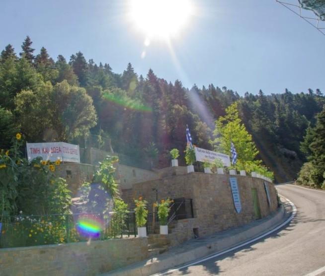 Καστανιά Ναυπακτίας, ένα πανέμορφο ορεινό χωριό που απέκτησε άνετη οδική πρόσβαση! | ******** Αγαπώ τη Ναύπακτο ******** I love Nafpaktos city