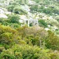 Ναυπακτία:  Το κάστρο της Πάγκαλης στην αρχαία πόλη Χαλκίς