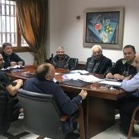 Συνάντηση του Δημάρχου Ναυπακτίας κ.Βασίλη Γκίζα με τους Προέδρους Τοπικών Κοινοτήτων ΔΕ Αντιρρίου